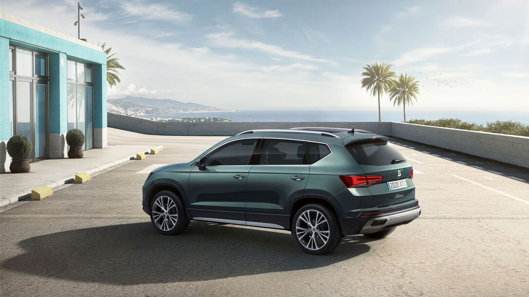 Предстоящие автомобили, на которые стоит обратить внимание в этом 2020 году  SEAT Ateca 2020